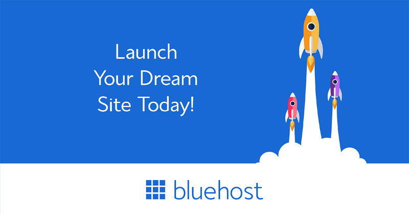 Start a Blog with Bluehost