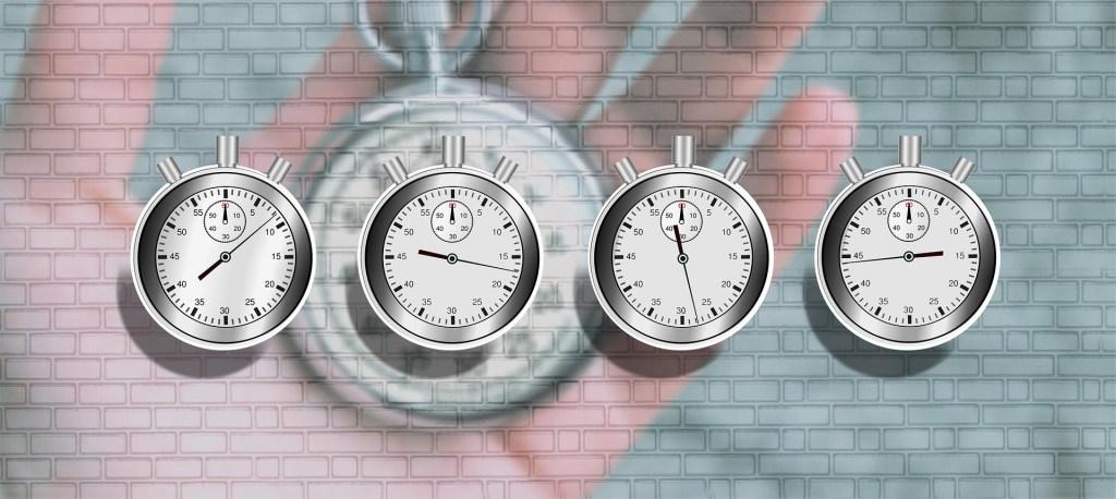 time management secrets of digital marketers