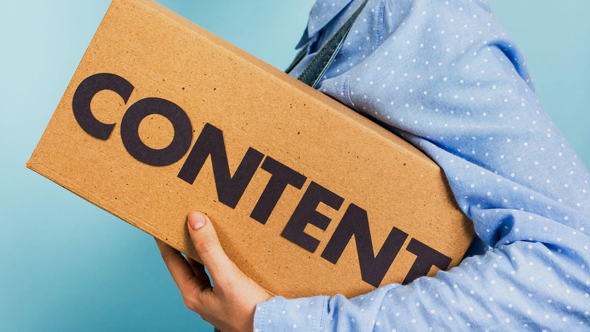 content output