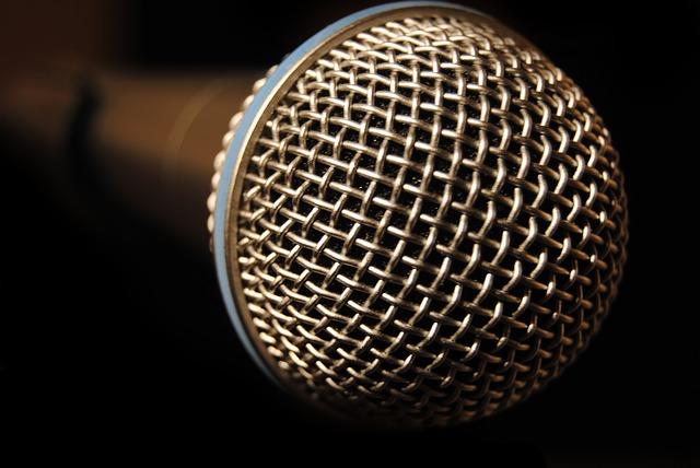 microphone-close-up