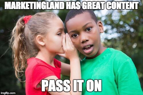 Marketingland has great content