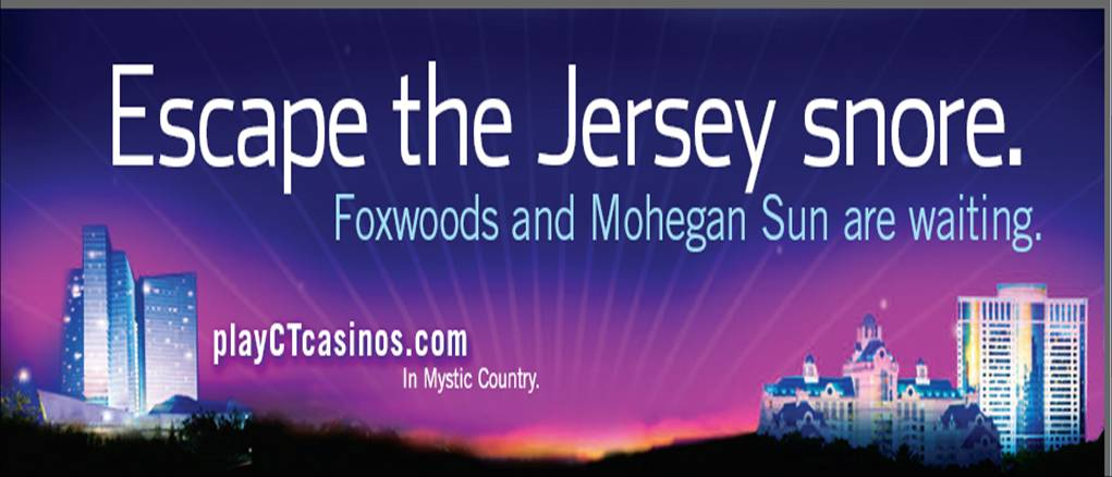 Escape the Jersey snore Billboard