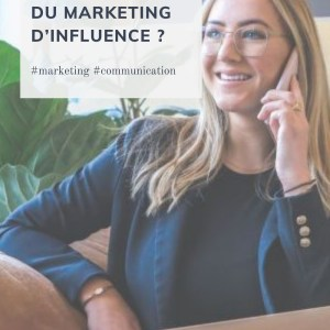 marketing d'influence , marketing , entrepreneur , communication ,social marketing