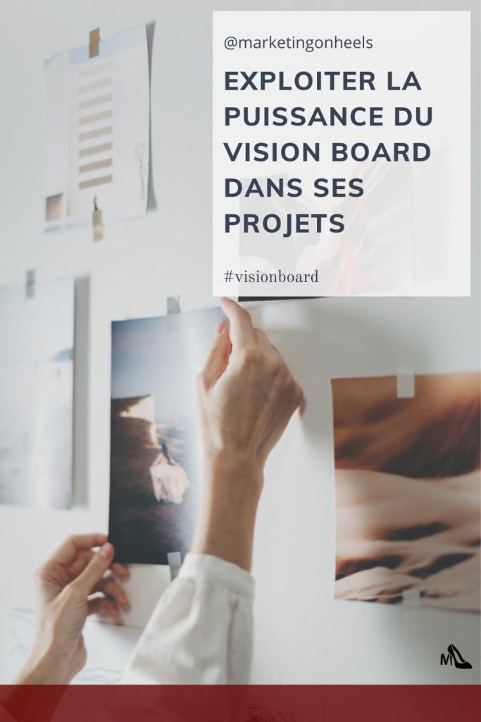 vision board , entrepreneur , entreprenariat ,business tips , marketing