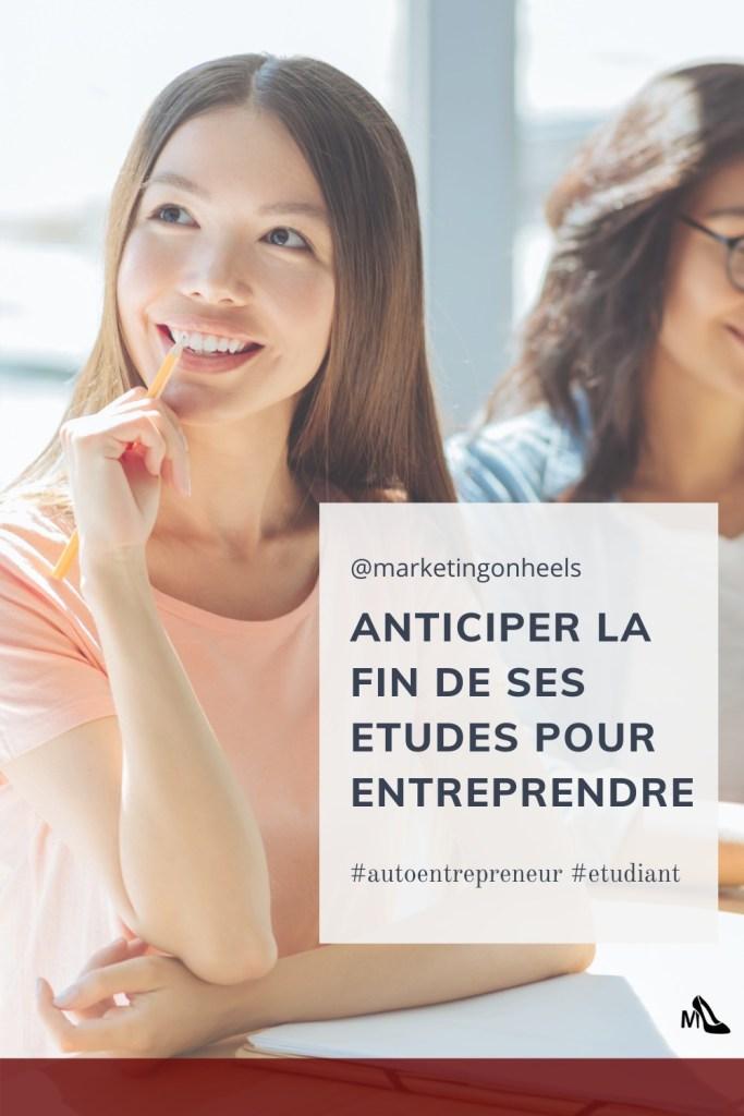 etudiant , etudiant entrepreneur , entreprenariat , fin d'étude , entreprendre