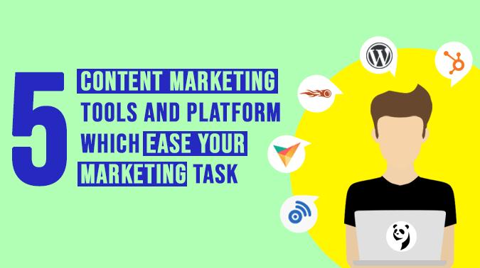 5 Content Marketing Tools