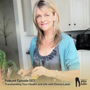 Donna Labar on Marketing in Yoga Pants Podcast