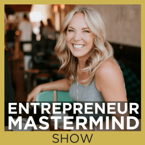 Brit Kolo, founder of Marketing Personalities on the Entrepreneur Mastermind Show hosted by Kickass Masterminds