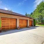 How To Choose The Best Garage Door Color For A Brick Home Mac Garage Door Company Inc