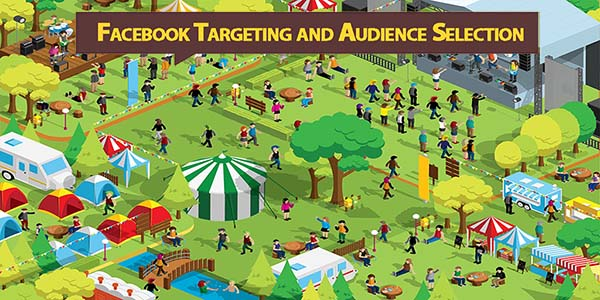 facebook custom audience selection and targeting