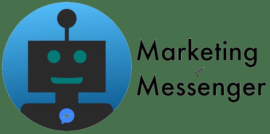 ¡Bienvenido a Marketing por Messenger!