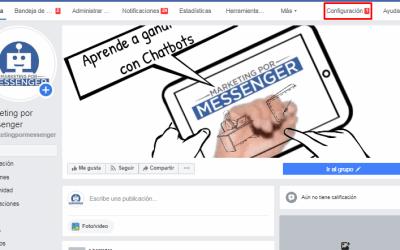 Cómo solicitar aprobación a Mensajes de Subscripción de Facebook
