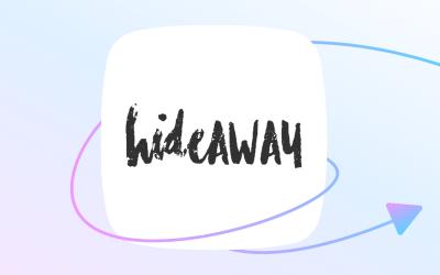 Cómo hideAWAY Handmade usó ManyChat para generar más de $ 100K en un mes