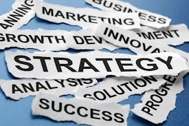 finding a marketing strategy