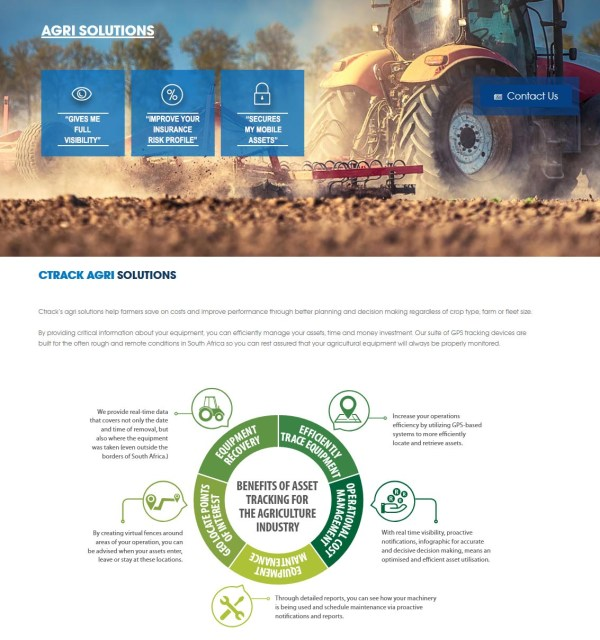 Agri solutions