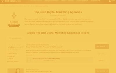 New Feature on DesignRush