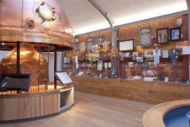 Robinsons Brewery Visitor centre - Trip Advisors top of attractions in Stockport
