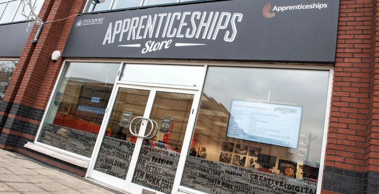 Stockport Apprenticeships Store