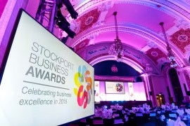 2016 Stockport Business Awards tickets on sale