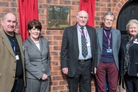 Opening of the new Wilkinson Annex at Ashcroft School