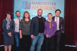 Together Trust Manchester Histories Awards