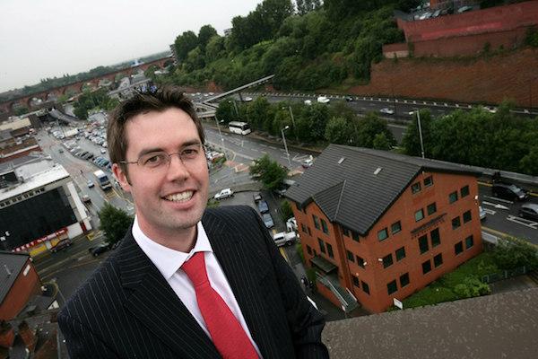 HURST partner Simon Brownbill