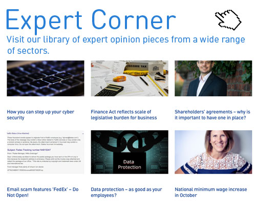 Expert opinion Stockport