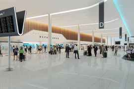New look Manchester Airport