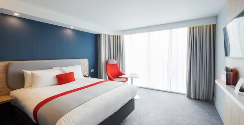 Holiday Inn Stockport double room