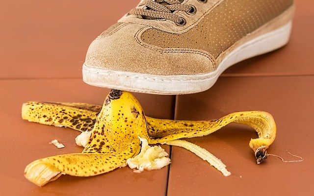 Don't slip up - safety compliance is essential