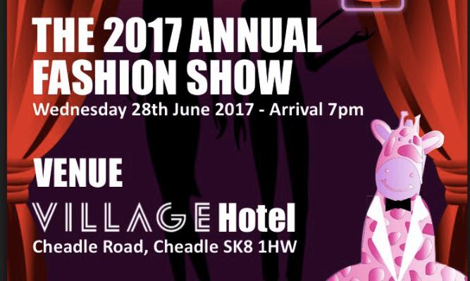 Millie's Trust fashion show