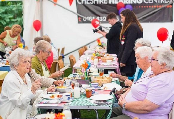 Bramhall Tea Party 2017 ChelseaShoesmithPhotography