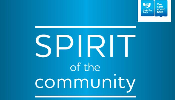 Yorkshire Bank Spirit of the Community Awards