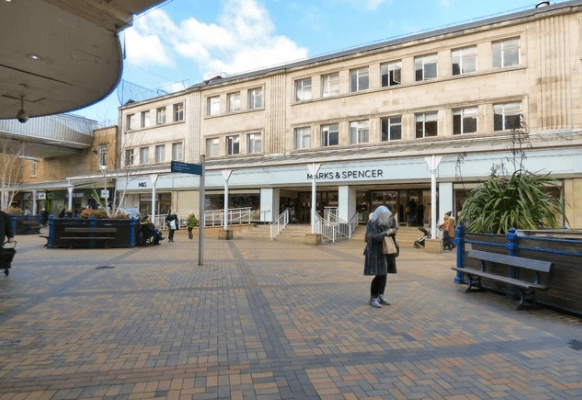 Marks & Spencers, Stockport will close in April