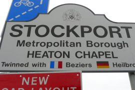 The heatons in Sunday Times Top 100 places to live in the UK