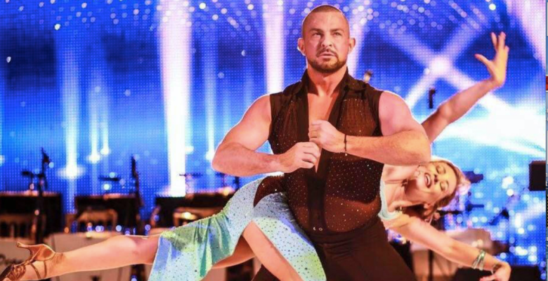 Strictly Come Dancing star Robin Windsor will be the star judge at Seashell Trust's ball.