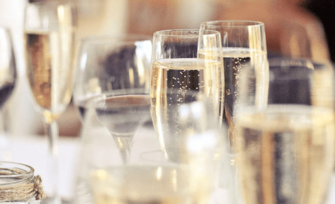 Stockport County Proseco Event