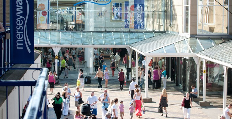 Merseyway shopping centre will have a quiet hour everyday for a week from October 6th