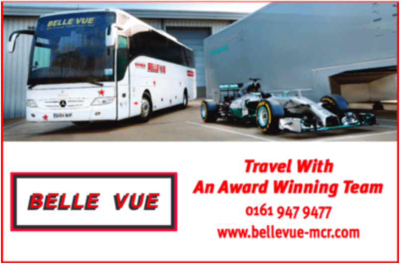 Belle Vue Coaches