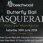 Beechwood Masquerade Butterfly Ball
