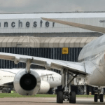 Manchester Airport passenger numbers soar