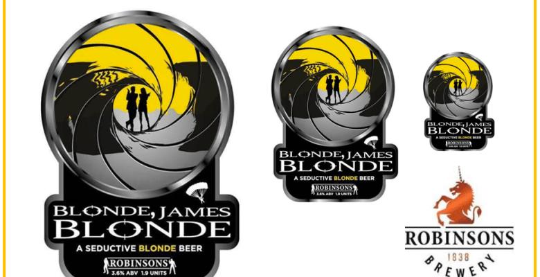 Blonde James Blonde
