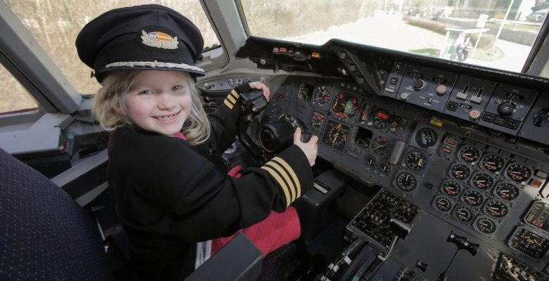Summer of fun at Manchester Airport Visitor Park Flight Academy