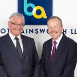 Booth Ainsworth has acquired Whitehead & Co - Allan Whitehead with BA's Dan Bancroft