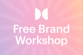 Dawn Creative free brand workshop