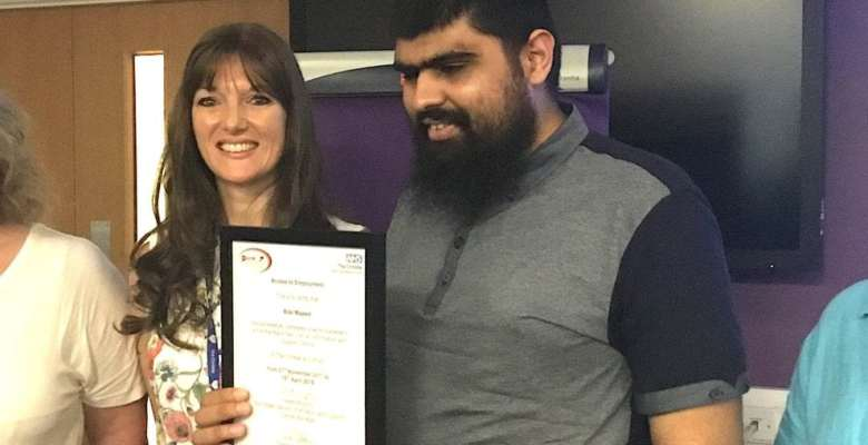 Pure student awarded apprenticeship with GMP