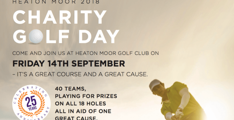 Stockport CP golf day