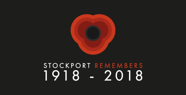 Stockport Remembers the end of World War One