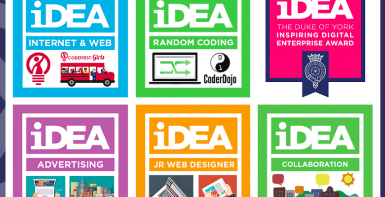 Start collecting your free iDEA badges