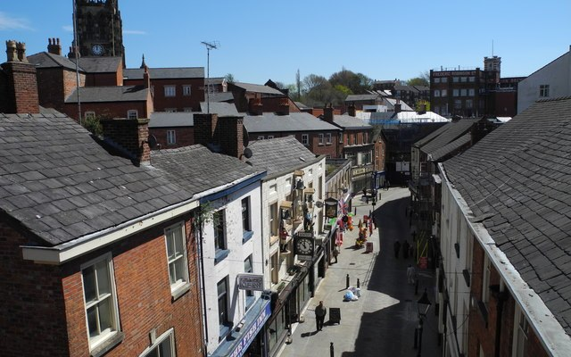 Prime development sites in Stockport at Little Underbank and Lower Hillgate